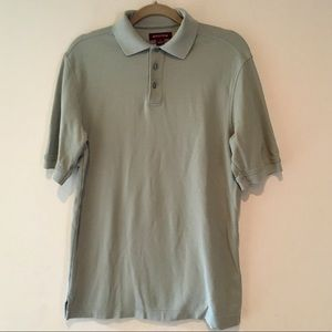 NORDSTROM SMARTCARE POLO SHORT SLEEVE SHIRT